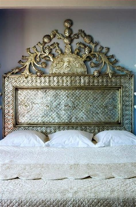 Antique Metal Headboards by 28 Unique Metal Headboards That Are Worth Investing In