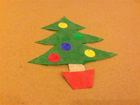 xmas tree christmas tree christmas tree craft xmas tree
