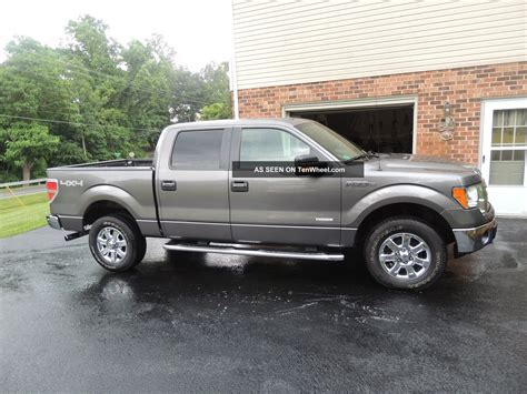 2013 Ford F150 4 Door Price by 2013 Ford F 150 Xlt Crew Cab 4 Door 3 5l