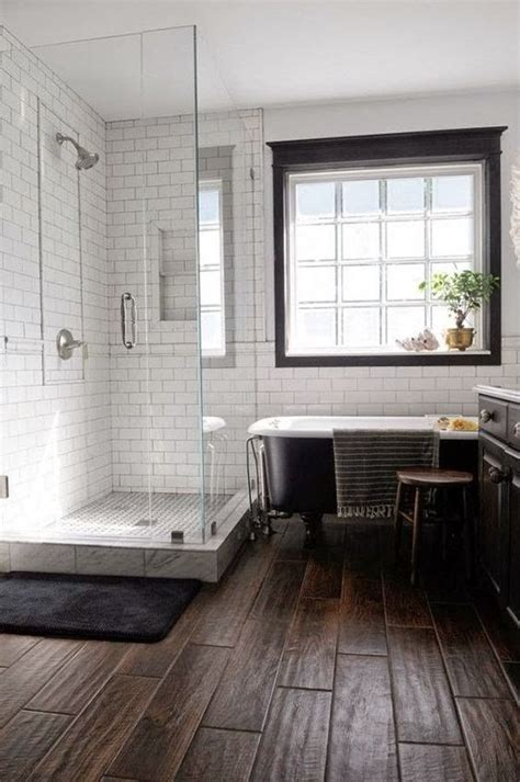 bathrooms with dark wood floors 3 dark floors types and 26 ideas to pull them off digsdigs