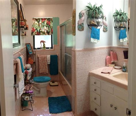 1960s bathroom design retro design dilemma paint colors or wallpaper for diane