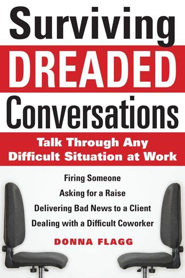 surviving dreaded conversations how to talk through any