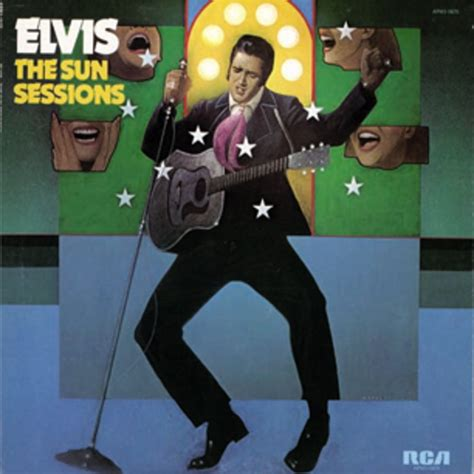 Cd Kompilasi Lives Here In Session American Rock Legends elvis the sun sessions 500 greatest albums of all time rolling
