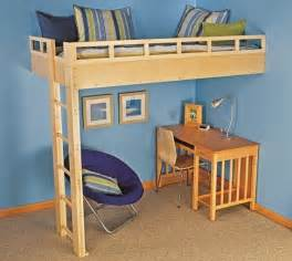How To Build Bunk Beds Build A Loft Bed