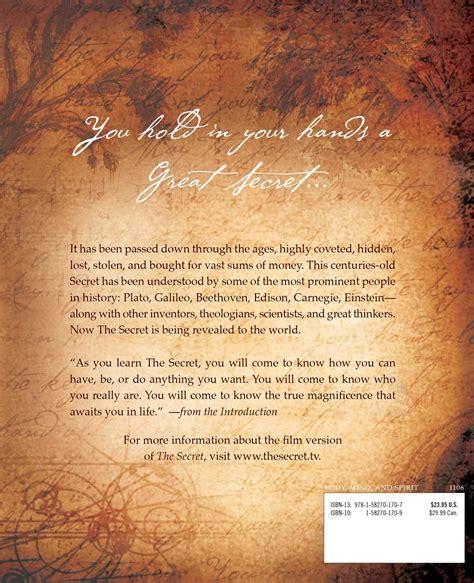 The Secret the secret book quotes quotesgram