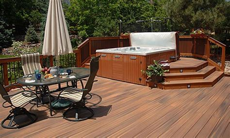 Outdoor Electrical Panel by Decks And Tubs What You Need To Know Before You Build