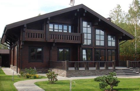 Swiss Chalet House Plans Escortsea
