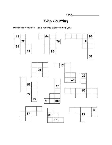 printable missing numbers 100 chart printable hundreds chart missing numbers 28 images
