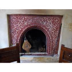 moroccan fireplace moorish fireplace for the home