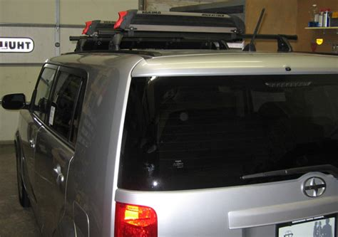 scion xb roof rack guide photo gallery