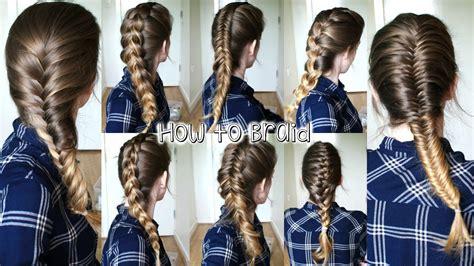 braid   hair  beginners part    braid braidsandstyles youtube