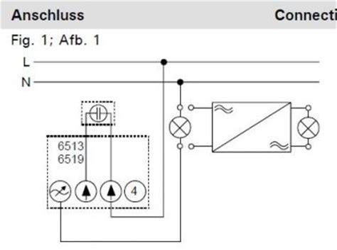 dimbare l aansluiten dimmer aansluiten busch jaeger 6513 u102 dimmer