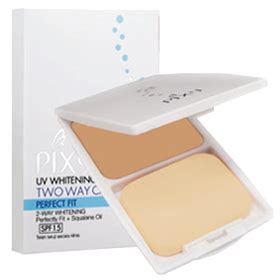 Daftar Lipgloss Pixy pixy two way cake fit beige 12 2g gogobli