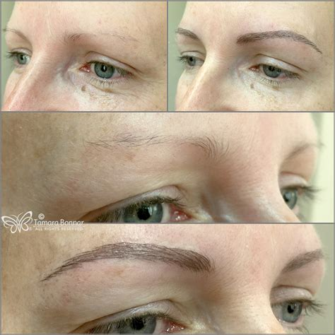 tamara bonnar super natural semi permanent eyebrows
