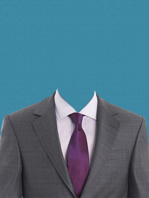 Suit Template With Half Length Passport suits android apps on play