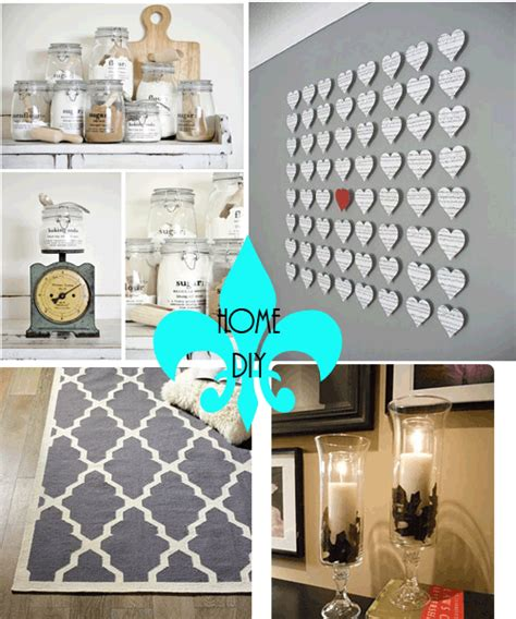 easy do it yourself home decor diy home na diy zszywka pl