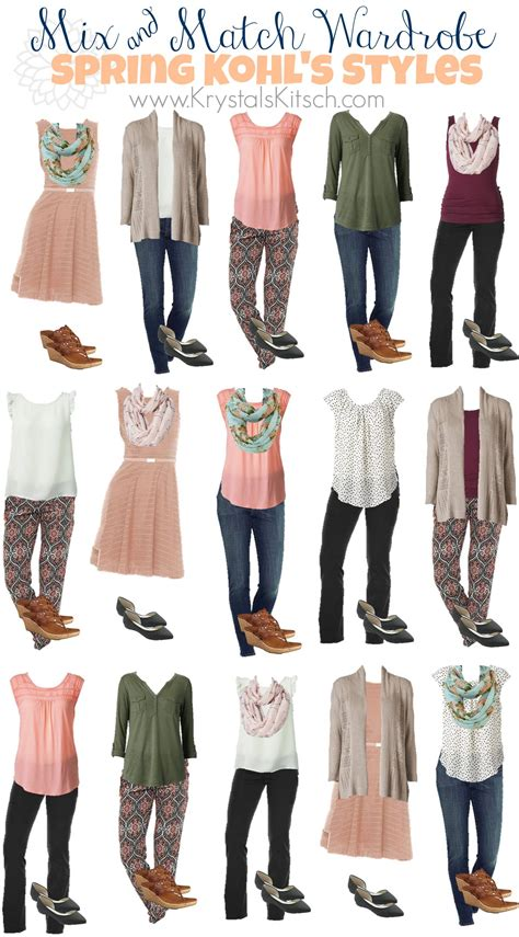 clothing style themes spring and summer fashion ideas at kohls