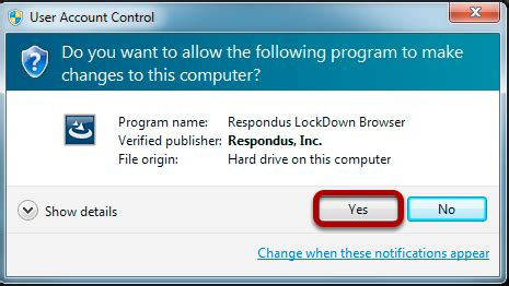 click quot install quot your computer will restart several times install respondus lockdown browser for windows