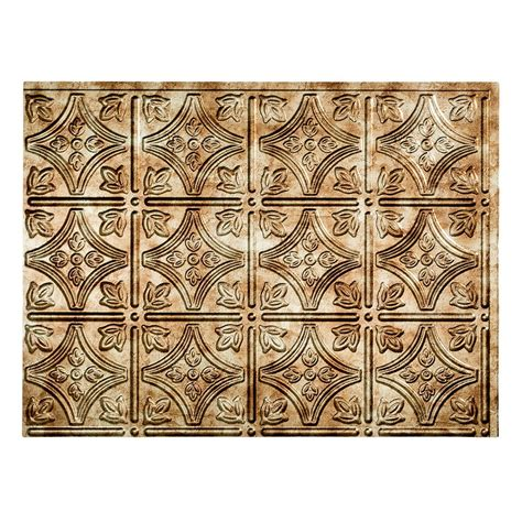fasade traditional 1 bermuda bronze backsplash the home