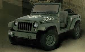 jeep celebrates 75 years with this willys mb inspired