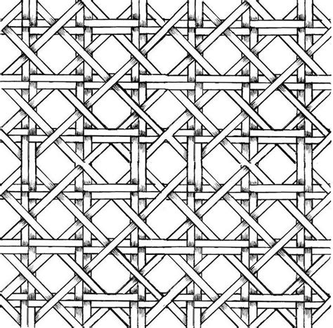 weaving pattern drawing pattern line drawing seatweaver pinterest patterns
