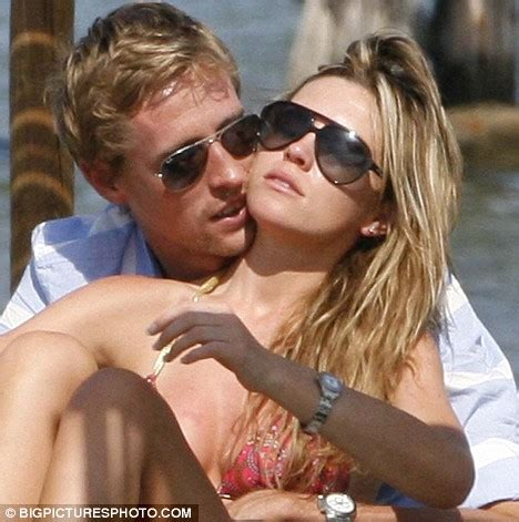 getting wife to swing abbey clancy and england striker peter crouch announce