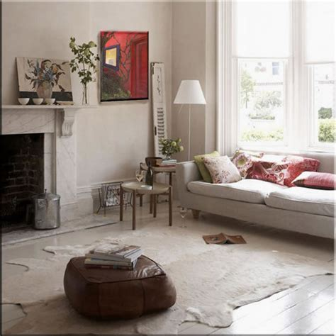 decorating with cowhide rugs 10 ideas for decorating with cowhide rugs