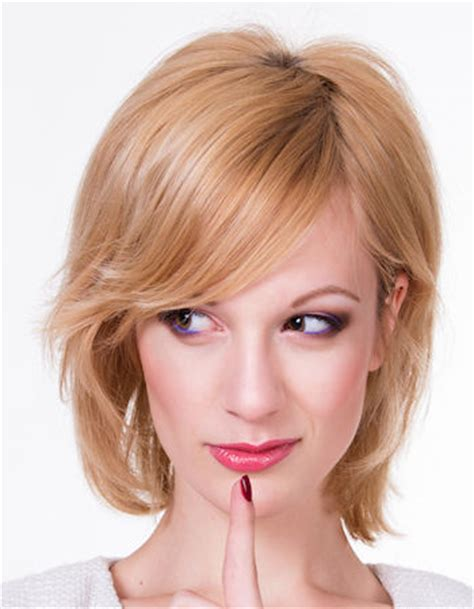 1001 Hair Style Gallery by Medium Hairstyles With Bangs Or A Fringe