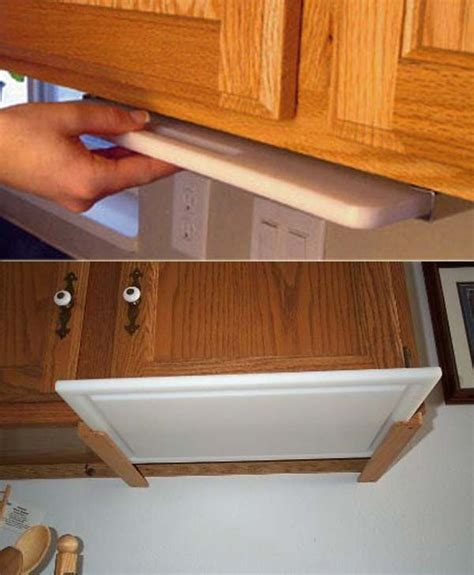 The Kitchen Cabinet Store by Best 25 Cutting Board Storage Ideas On Small