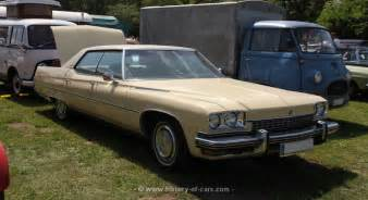 1973 Buick Electra 225 Parts Buick 1973 Electra 225 Custom Limited 4door Hardtop The