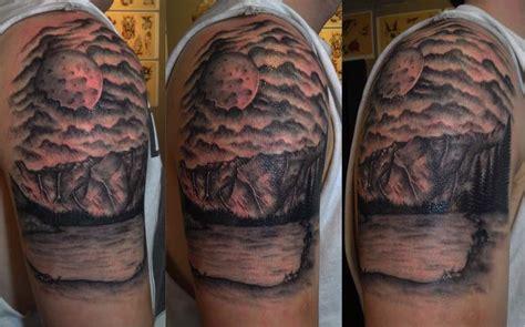 scenery tattoos 23 amazing scenery