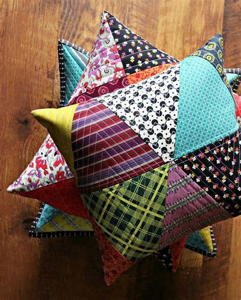 Patchwork Pillow - quilted pillows inspiraci 243 n en cojines