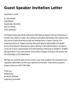 sle invitation letter 9 exles in pdf word