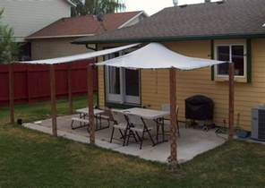 Patio Sails For Shade by Running With Scissors Patio Shade Sails