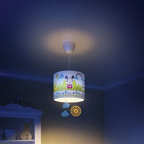 mickey mouse ceiling light childrens ls lightshop
