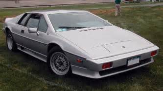 Lotus Turbo Lotus Esprit Turbo Pictures To Pin On