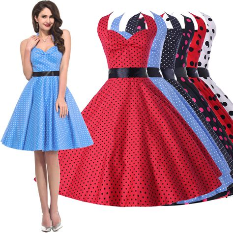 60s swing dress vintage style 50s 60s dress cocktail prom swing