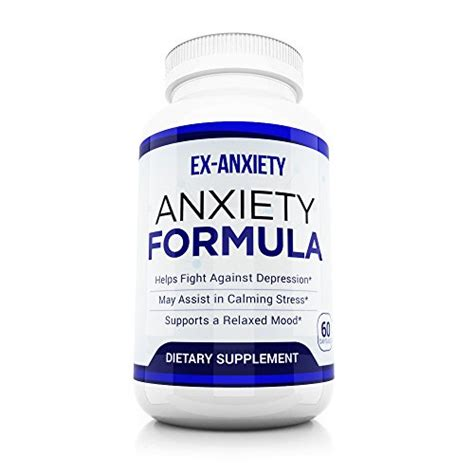 Panci Infusa anxiety pills anti stress mood enhancer depression supplement made in usa calming