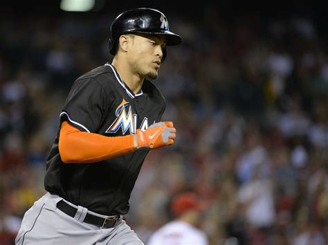 giancarlo stanton marlins jpg why giancarlo stanton was angered by record 325 million
