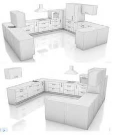 kitchen layouts building a new home