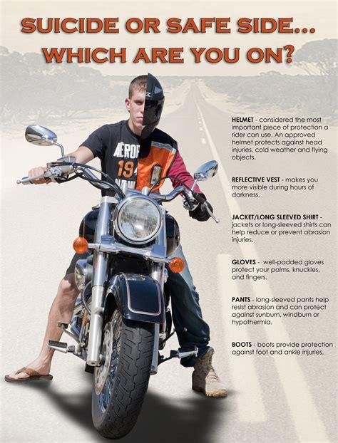 biker safety photos