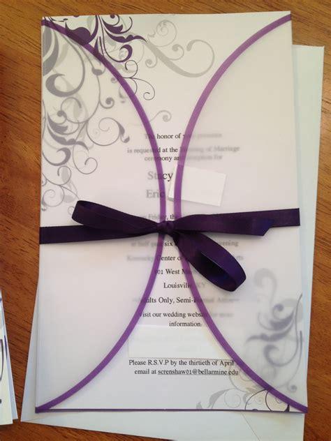 Target Wedding Invitations