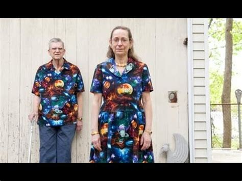 Husband And Matching Clothes Wears Matching Every Day For 35 Years