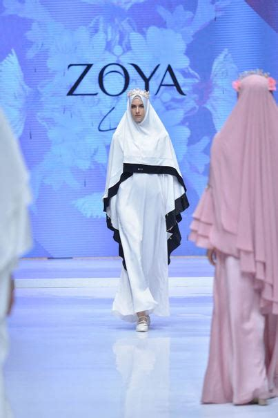 Opulent Dress Ivan Gunawan For Zoya collections for ramadan and idul fitri featured at muffest