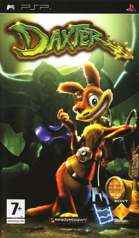 emuparadise jak and daxter daxter usa iso