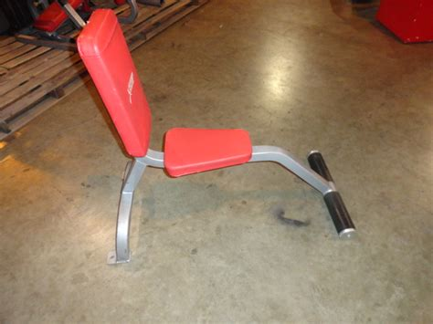 cybex utility bench midwest used fitness equipment cybex utility bench