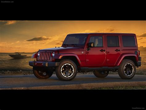 Jeep Unlimited Altitude Jeep Wrangler Unlimited Altitude 2012 Car Wallpaper