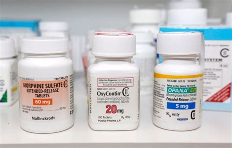 Diet And Detox From Oxcodone by Makers Of Oxycontin Release New Painkiller Designed To