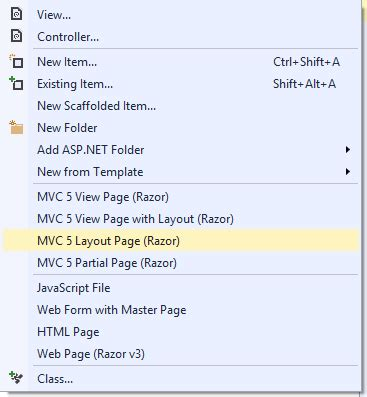 mvc layout page javascript asp net mvc使用bootstrap系列 1 开始使用bootstrap 极客学院
