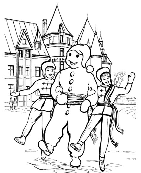 coloring pages quebec carnival coloring pages for kids coloring home